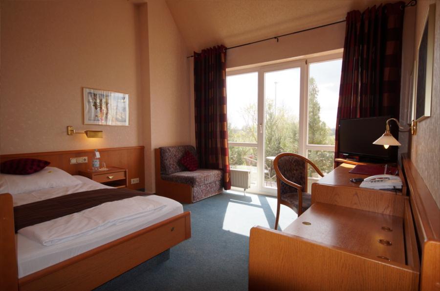 Hotel Bauschheimer Hof::Hotel und Umgebung